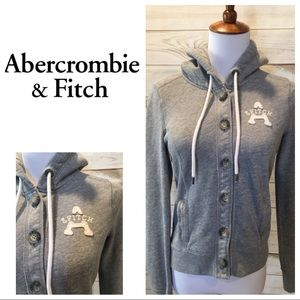 🆕 Abercrombie & Fitch Hoodie
